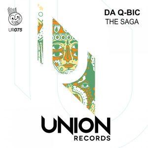 Da Q-Bic - The Saga - new house music 2018, best house music 2018, local afro house, latest house music tracks, afro tech, latest sa house music, new music releases