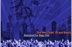 Blaq Owl feat. El'set Soul - Tell Me (Blaq Owl Remix)