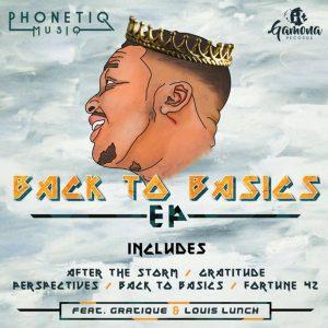 Phonetic MusiQ - Back To Basics EP