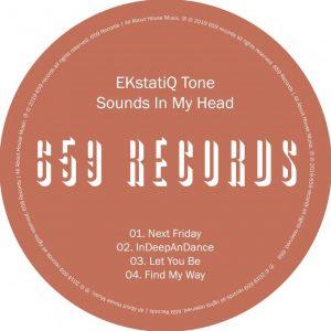 EKstatiQ Tone - Sounds In My Head EP, latest house music, deep house tracks, house music download, DEEP house sounds, afro house music, new house music south africa, afro deep house african house music, soulful house, deep house datafilehost,
