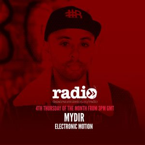 MYDIR - Electronic Motion January Mix