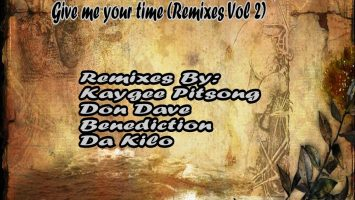 DJ Phat Cat feat. Nthabiseng - Give Me your time (Benediction's Remix)