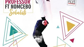 Professor - Sobalili (feat. Nomcebo), afro house music, new house music south africa, download new afro house track, sa music, afro house mp3 download