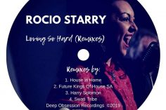 Rocio Starry - Loving So Hard (Harry Solomon Dark Mix)
