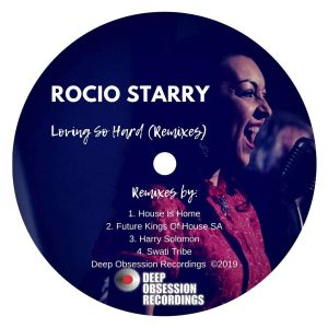 Rocio Starry - Loving So Hard (Harry Solomon Dark Mix), latest house music download, download house music