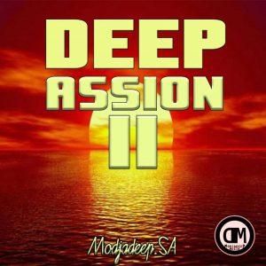 Modjadeep.SA - Deepassion II, latest house music, deep house tracks, house music download, afrodeep, afro house music, new house music south africa, afro deep house