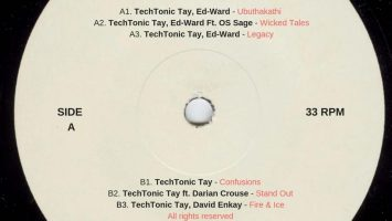 TechTonic Tay & Ed-Ward - Ubuthakathi (Original Mix), deep house music, deep house sounds, new deep house music, sa deep house, afrodeep, afro music, deep house 2019, house music download, mp3 download free, south african house music