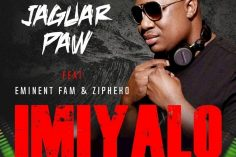 Jaguar Paw feat. Eminent Fam & ZiPheko - Imiyalo (Original Mix)
