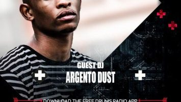 Argento Dust - The Commute Drums Radio Show #EP14 (PART 2)