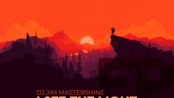 Dj Jim Mastershine - I See The Light EP, new afro house music, sa music, afrohouse, download house music
