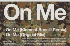 C-Major (SA) feat. Lizwi - On Me (Original Mix)