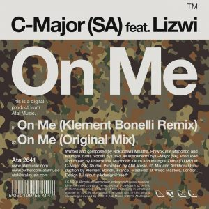 C-Major (SA) feat. Lizwi - On Me (Original Mix)