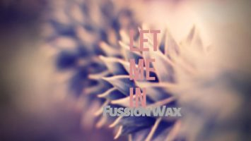 Fussion Wax - Let Me In