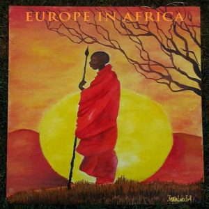 Jean Luc SA - Europe In Africa, tribal house music, afro house music download mp3, south african house music