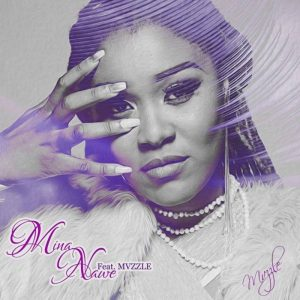 Lady Zamar - Mina Nawe (feat. Mvzzle), afro house 2019, house music download, south african house music, afro house mp3 download