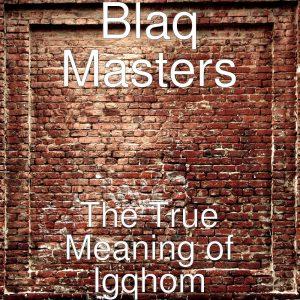 Blaq Masters - Ingoma YaseNazareth, gqom songs, new gqom music, gqom 2019, duban gqom