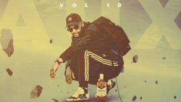 Aux Womdantso - Vol.10 (Gqom Mixtape), gqom mix, dj mix, south african gqom music