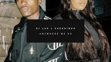 D LAG & Shekhinah - Anywhere We Go