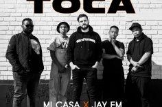 Mi Casa & Jay Em - Toca, dance music, south african house musica, soulful house music, afro soulful