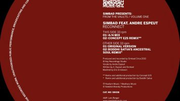 Simbad - Reconnect (Boddhi Satva's Ancestral Soul Remix), deep house, afro deep, deep tech house, house music download