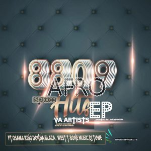 8809 Afro Hits, new afro house, house music download, sa music, latest afrohouse mp3 download