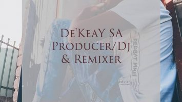 De'KeaY - Stay True (AquaDub Mix), new deep house music, deep house sounds, afro deep house, south african deep house music, deephouse 2019