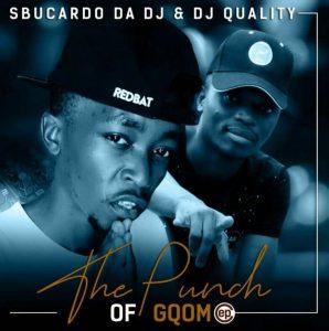 DJ Sbucardo & Dj Quality - Midnight Snack (feat. Dlala Lazz), new gqom music, gqom songs, The Punch of Gqom, gqom 2019, download latest gqom music, sa music,
