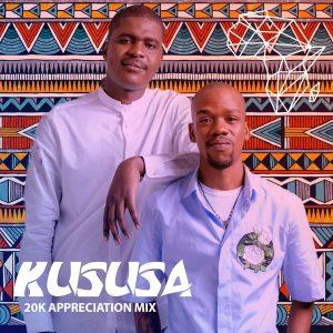 Kususa - 20K Appreciation Mix, afromix, afro tech, deep tech, tech house, electronic house music, south africa afro house