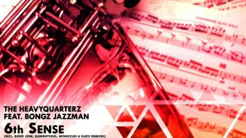 The HeavyQuarterz, Bongz Jazzman - 6th Sense (Monocles & Slezz Rework), house music download, latest afro house music