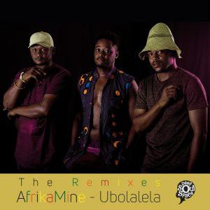 AfrikaMine - Ubolalela (Jihad Muhammad Vocal)