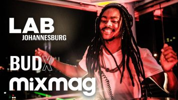 Bruce Loko - Eclectic House Set in The Lab Johannesburg
