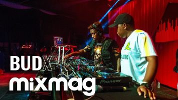 Distruction Boyz - Hot Gqom set at BUDX Lagos, gqom mix, gqom 2019, latest gqom music