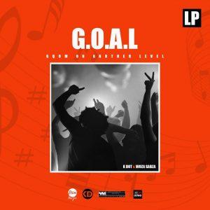 K Dot & Woza Sabza - Gqom On Another Level (G.O.A.L) EP