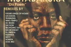 Mutabaruka - Dis Poem (Project Msolomba Remixes), latest house music, deep tech, deep house tracks, house music download, new deep house music, club music, deeptech, afro tech, afro house music, new house music south africa, afro deep house
