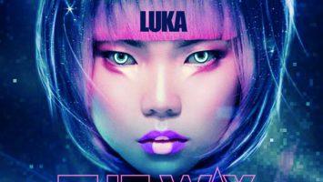 Luka, Jaidene Veda - The Way (Jazzuelle Darkside Remix)