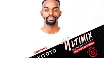 DJ Vitoto - 5FM Ultimix (For the Fans), afromix, afro house mixtape, dj mix