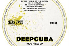 DeepCuba - 1000 Miles EP, deep house music download , new deep house music, south african deep house, deep house 2019, latest sa music, deeptech house, afro deep tech.