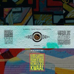 GqomFridays Mix Vol.128 (Mixed By Dj Athie), Latest gqom music, gqom tracks, gqom music download, club music, afro house music, mp3 download gqom music, gqom music 2019, new gqom songs, south africa gqom music.