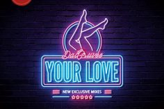 Dat Gruvee feat. Emmanuela - Your Love (Breyth Remix), angola afro house, novas musicas afro house, baixar afrohouse