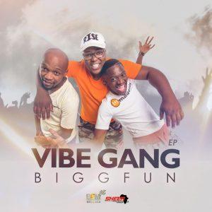 BiggFun & Ed Harris - Vibe Gang Iphakathi (Original Mix), new gqom music, gqom 2019 download mp3, latest sa music, south african gqom songs