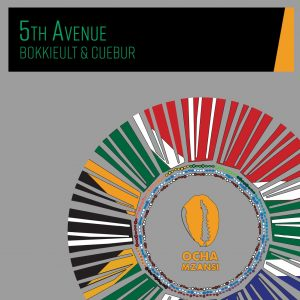 BokkieUlt & Cuebur - 5th Avenue, new afro house music, house music download, south african house music, afro tech, afro house 2019 download mp3