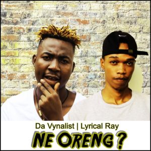Da Vynalist feat. Lyrical Ray - Ne Oreng