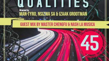 Master Cheng Fu - Urban Qualities 45 Mix