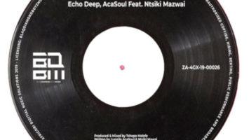 Echo Deep & AcaSoul - People (feat. Ntsiki Mazwai)