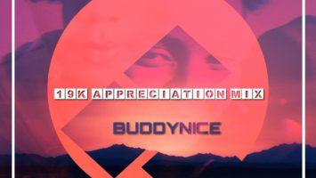 Buddynice - 19K Appreciation Mix (Redemial Sounds)