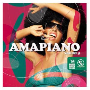 House Afrika Presents Amapiano Volume 5