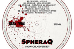 SpheraQ - Now Or Never! EP