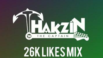 Thakzin - 26K Likes Mix, afromix, afro house mixtape, dj mixes