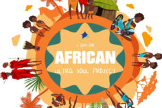 Ultra Soul Project - I Am An African
